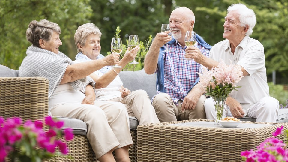 community-drinking-wine